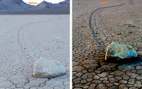 racetrack Playa 11, Traveling Stones