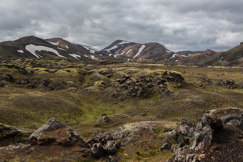 Camp Landmannalaugar Area #1