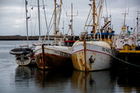 Small Icelandic fishing craft