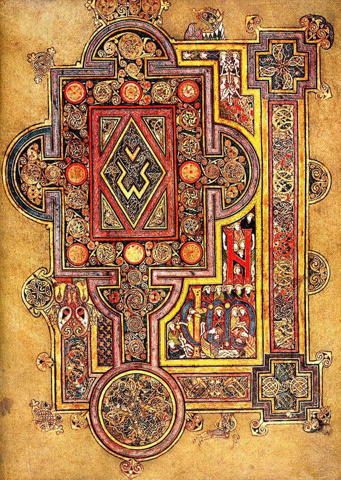 12 Day 02 Dublin - 12 Book of Kells