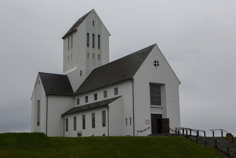 Skalholt (Skalholtskirkja) Church