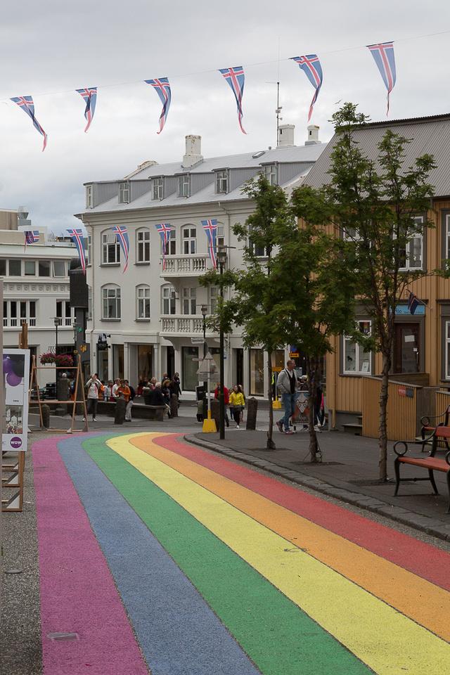 Gay Pride in Reykjavik #04
