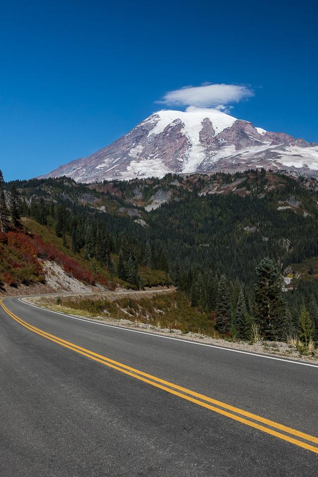 Mt. Rainier #1