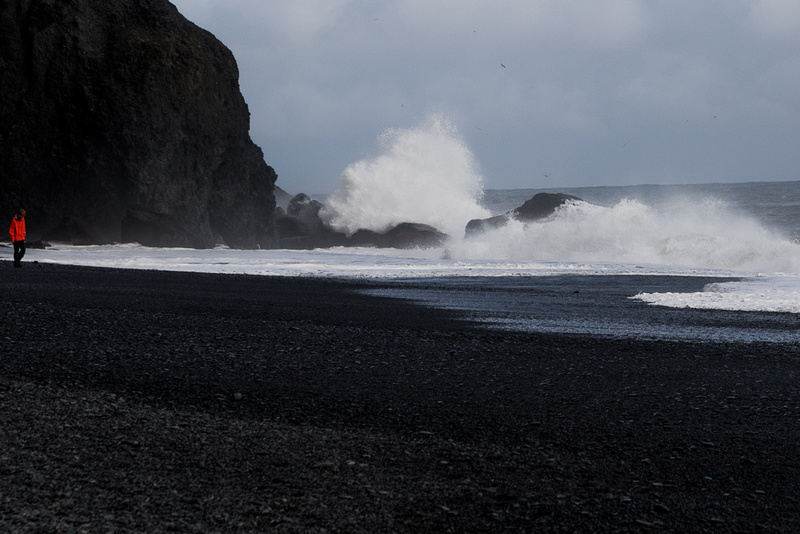 Black Sand Beach Surf