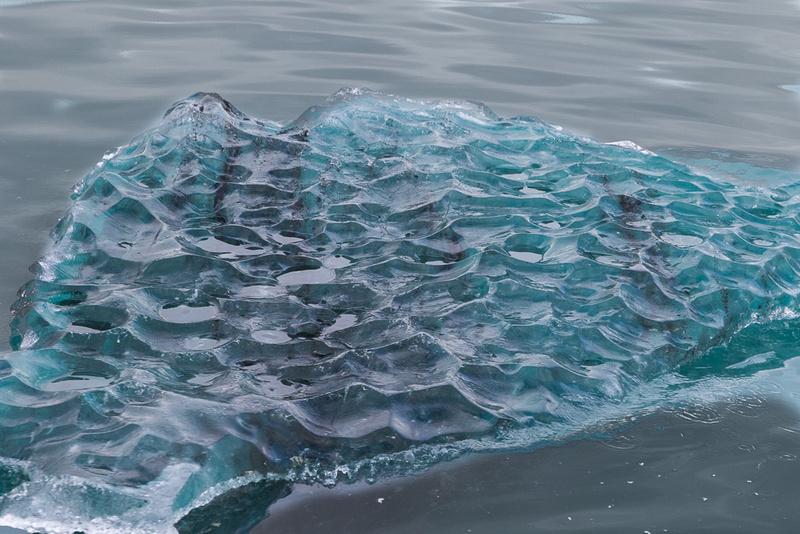 Iceberg in Jökulsárlón Iceberg Lagoon #02