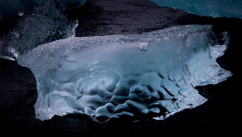 Iceberg on Jokulsarlon Iceberg Beach #12