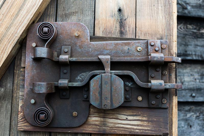 Historic Spring Lock