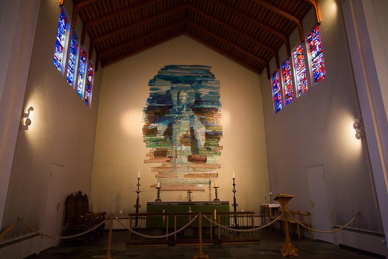 Skalholt (Skalholtskirkja) Church Interior