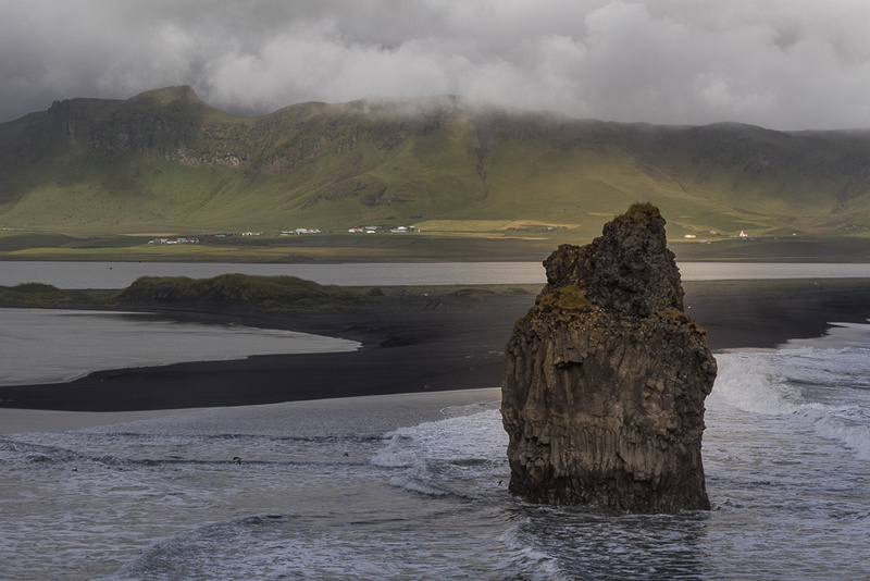 Sea Stack, Iceland