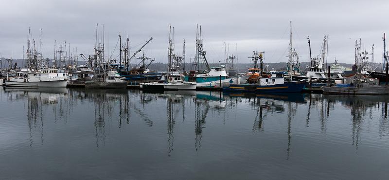 Newport Harbor Oregon