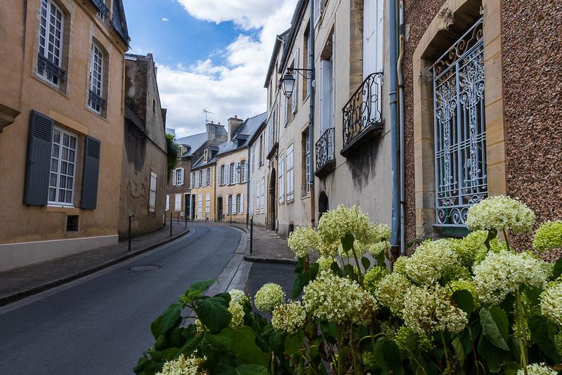 Rue de la Maitrise, Bayeux France