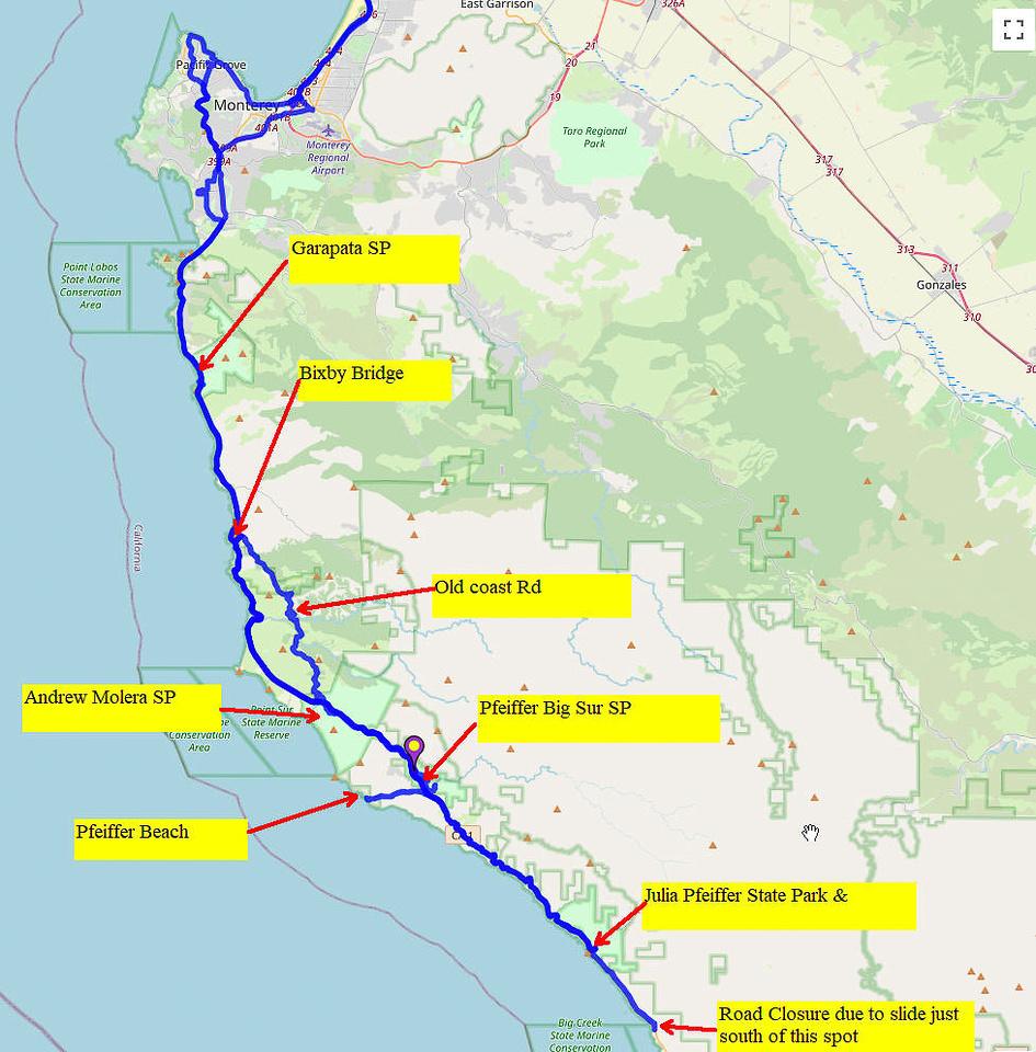 02 Map Central Coast