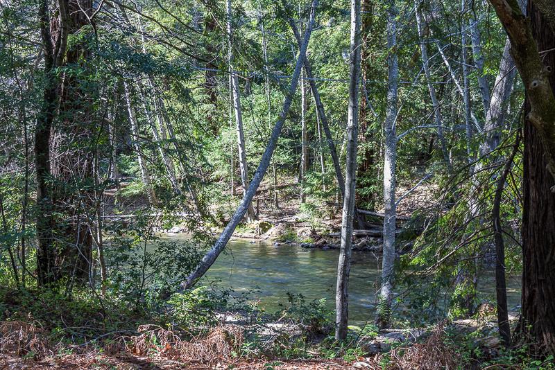 Big Sur River, Pfeiffer Big Sur State Park