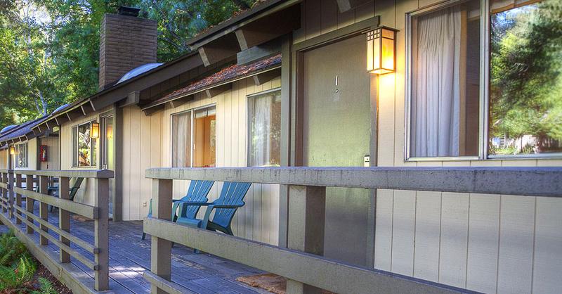 25 Big Sur Lodge Cabins