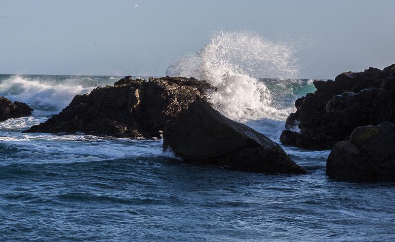 Surf , Pfeiffer Beach