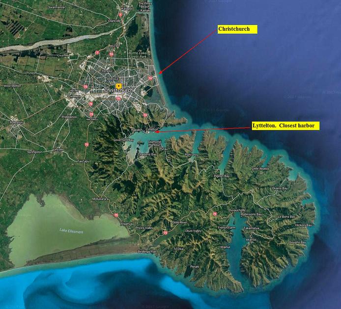 04 2017-02-10a Christchurch peninsula map
