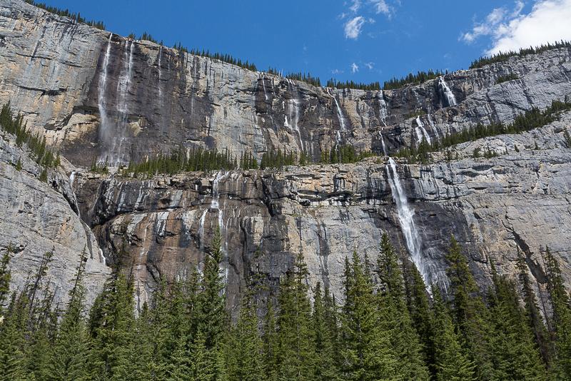 weeping Wall, Banff NP #2