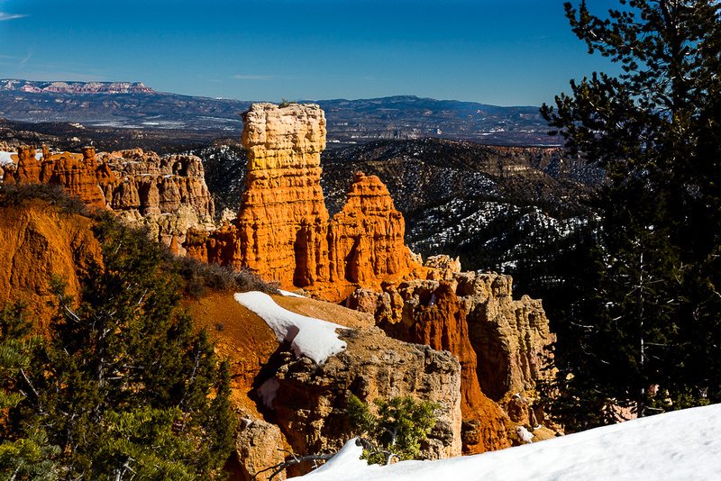 Bryce Canyon at Agua Canyon (mid day) #2