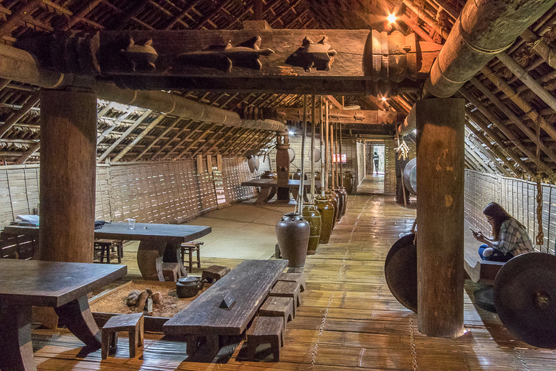 Long House, Vietnam Museum of Ethnology