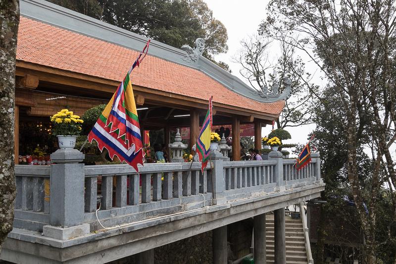 Den Thuong Ba Vi Hanoi Temple #2
