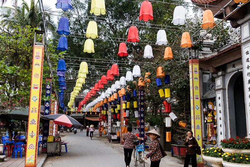 Chua Thay near Chua Oong Dau Temple,