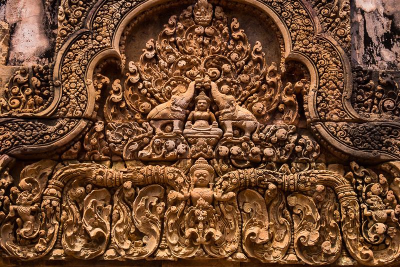 Banteay Srei Temple #2, Cambodia