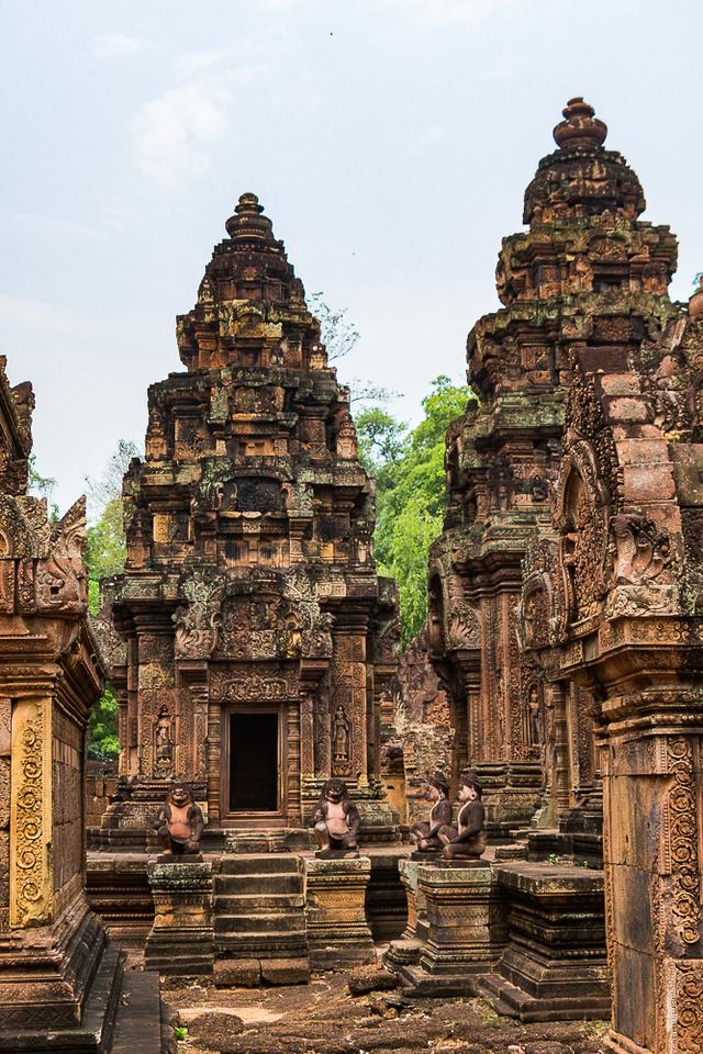 Banteay Srei Temple #3, Cambodia