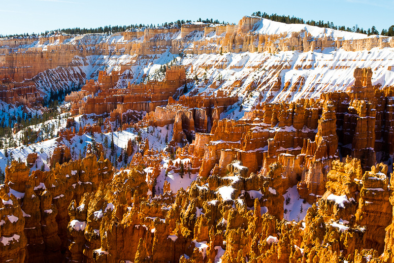 Bryce canyon mid morning from Sunset Point #10