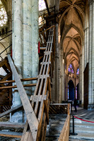 Bracing, Saint Pierre Cathedral, Beauvais France