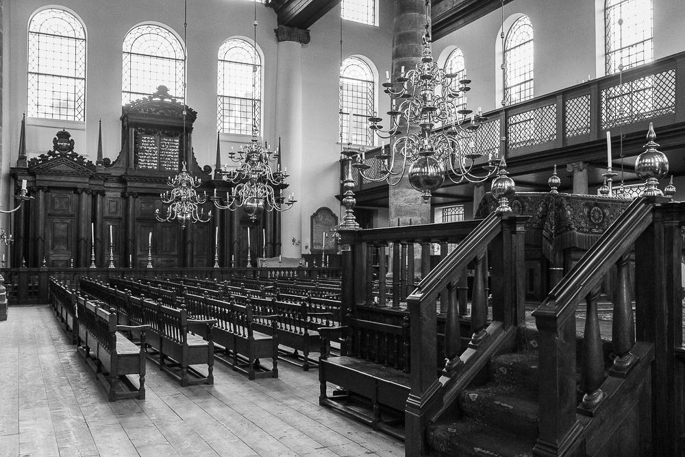 Portugese synagoge, Amsterdam, Netherlands