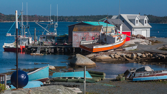 Fishing business (West Dover NS)
