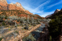 Virgin River #2, Zion National Park