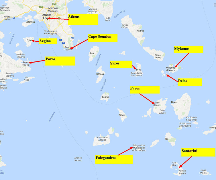 01 Map #04b 3 Islands