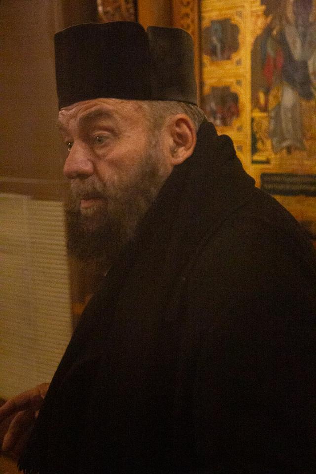 Ekklisia Evaggelismos priest