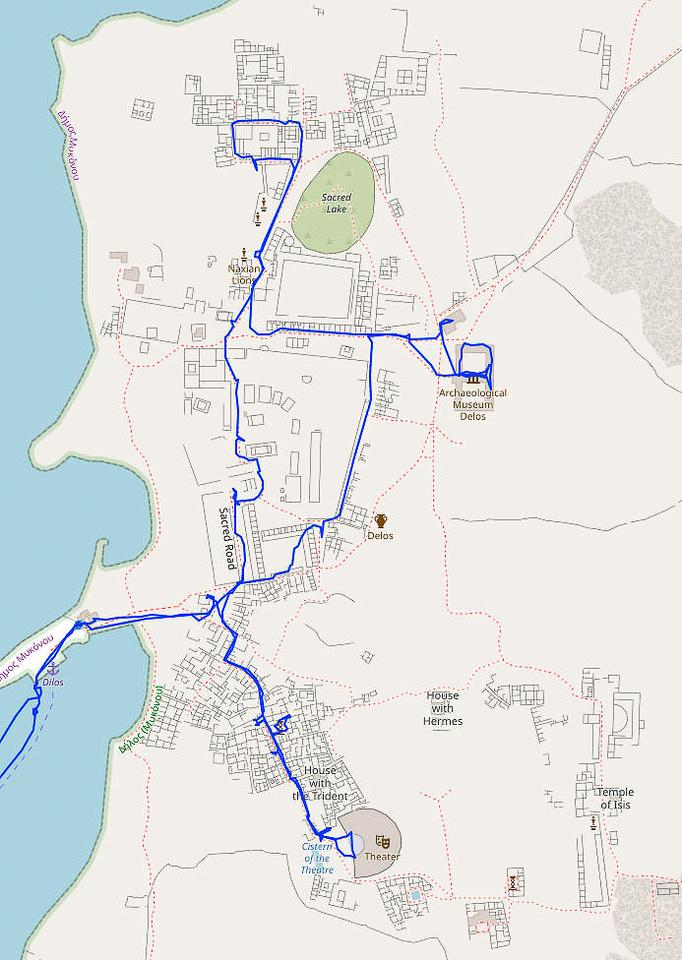 04 Map #06cb Delos (Route)