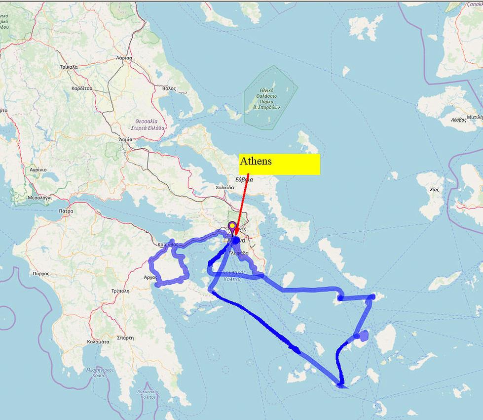 01 Map Full Trip