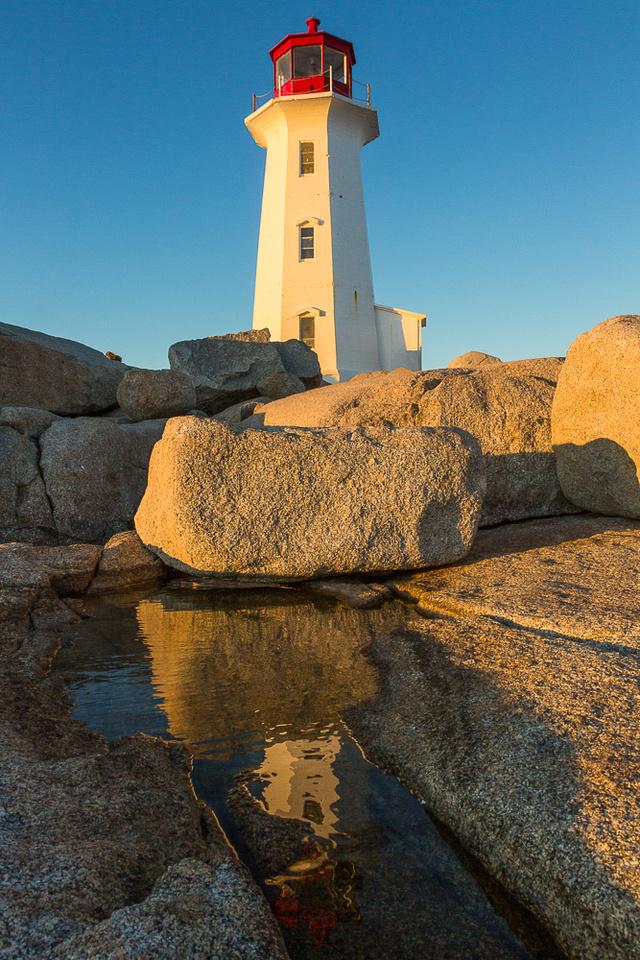 Peggys Point Lighthouse, N.S.