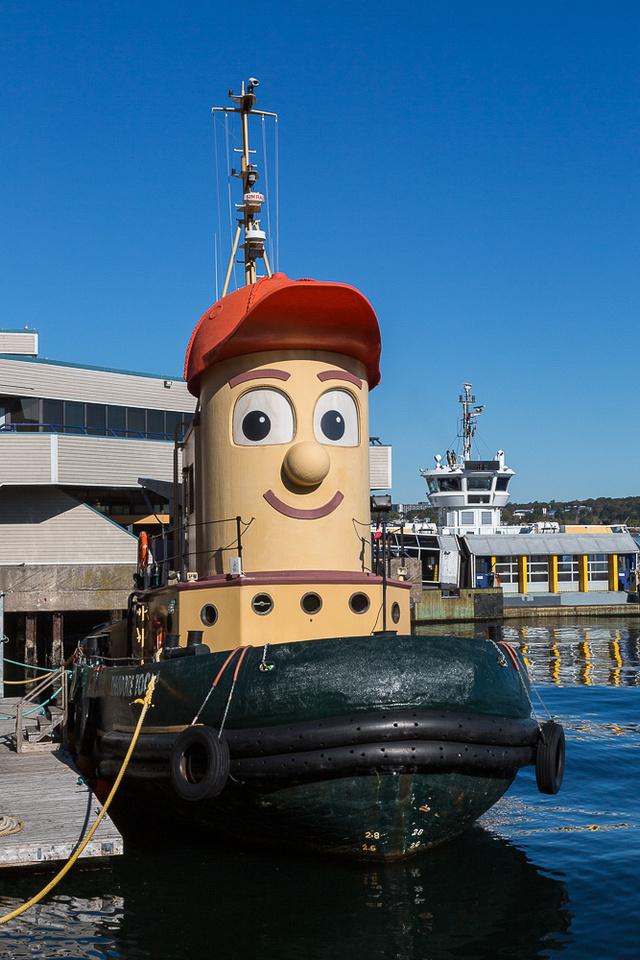 Theodore Tugboat, Halifax, N.S.