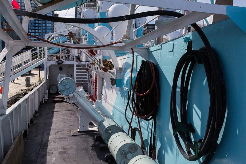 HMCS Sackville, Halifax NS