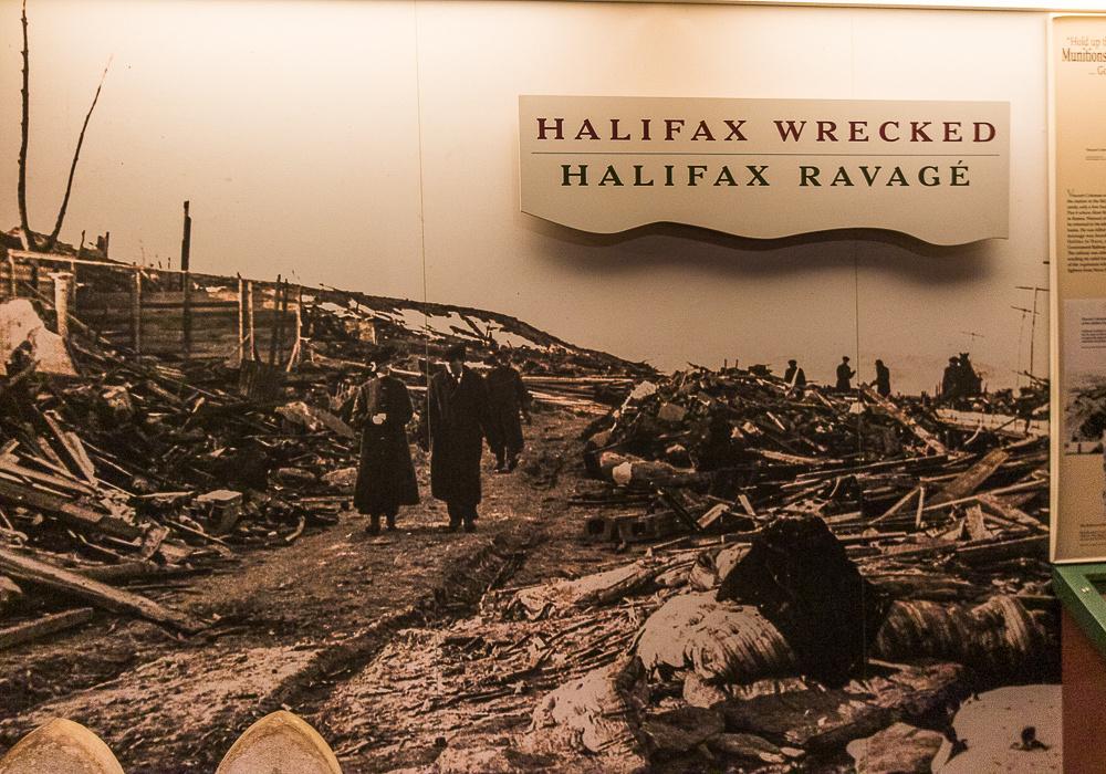 Halifax Maritime Museum.  Halifax, NS, Canada 2019