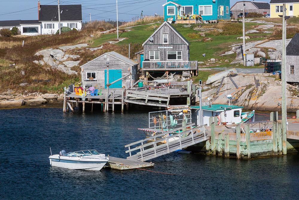 Peggys Cove, NS, Canada