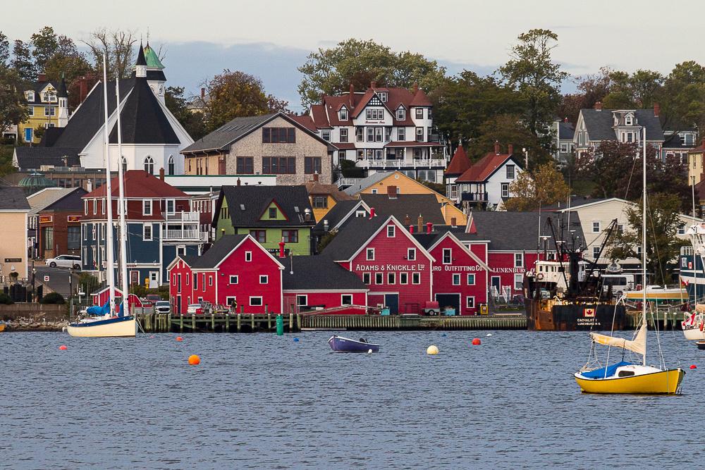 Lunenburg Harbour #2 (NS, Canada)