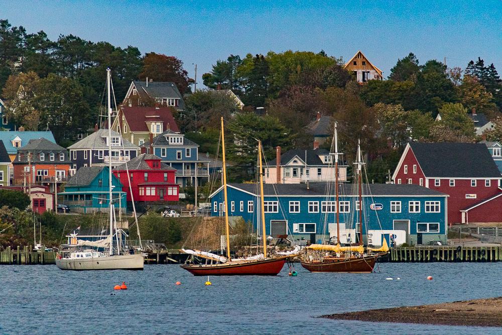 Lunenburg Harbour #4 (NS, Canada)