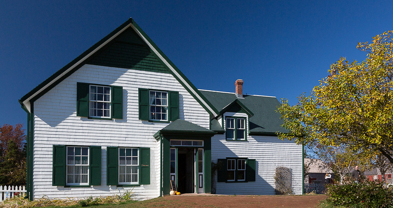 Anne of Green Gables House (PEI, Canada)