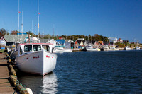 North Rustico Harbour (PEI, Canada)