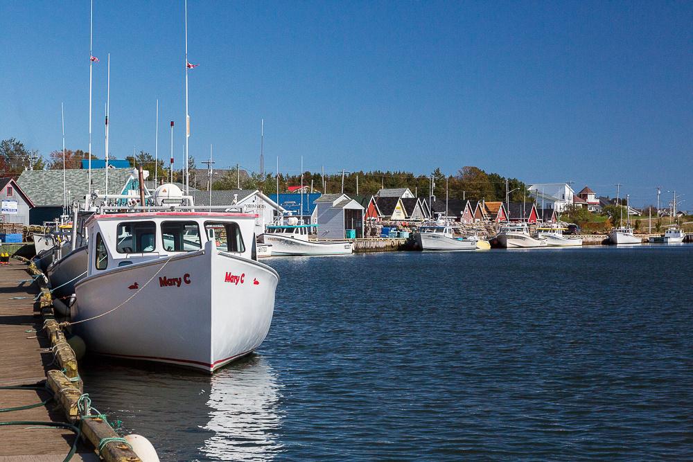 North Rustico Harbour (PEI, Canada)
