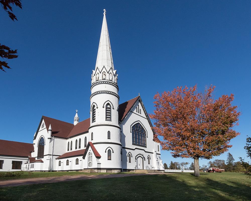 St. Mary's Church, PEI, Canada