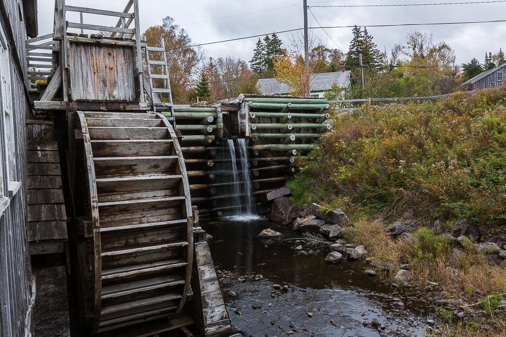 McDonald Bros. Sawmill Waterwheel 2