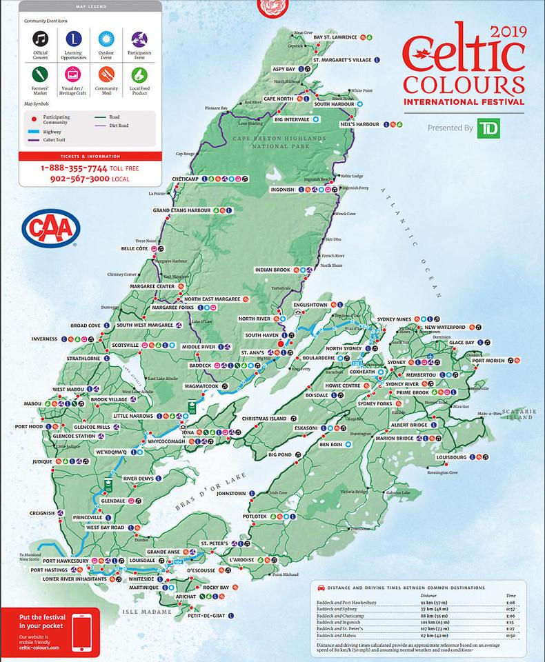 07 Map 08 - Celtic Colours Map