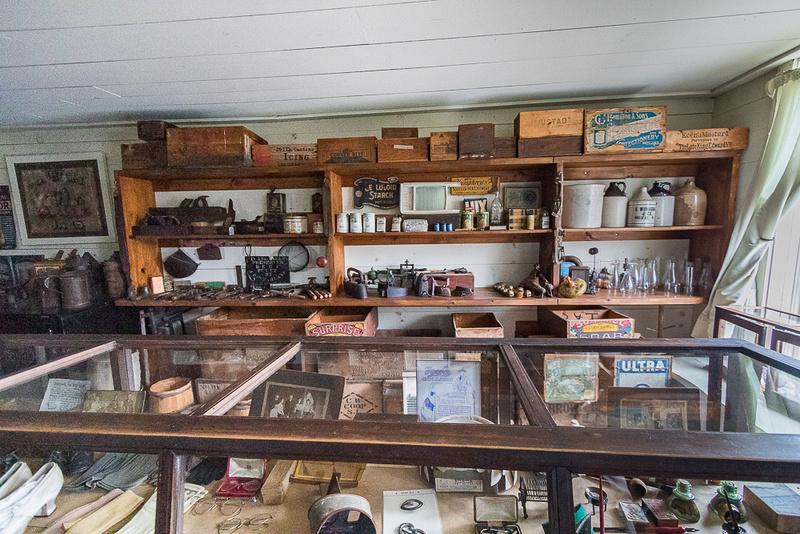 General Store, Highland Village Musum, Cape Breton Island